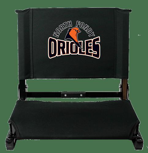 North Fond Du Lac Orioles Stadium Chair